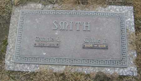 SMITH, WILLIE HAMILTON - Lawrence County, Arkansas | WILLIE HAMILTON SMITH - Arkansas Gravestone Photos