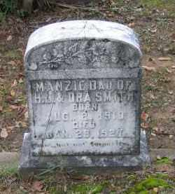 SMITH, MANZIE - Lawrence County, Arkansas | MANZIE SMITH - Arkansas Gravestone Photos