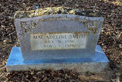THORNTON SMITH, MAE ADELINE HOLLAND DOVER - Lawrence County, Arkansas | MAE ADELINE HOLLAND DOVER THORNTON SMITH - Arkansas Gravestone Photos