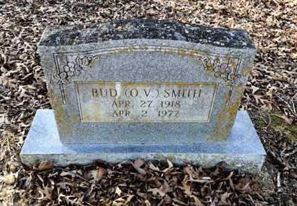 """SMITH, ORVILLE VESTER """"BUD"""" - Lawrence County, Arkansas   ORVILLE VESTER """"BUD"""" SMITH - Arkansas Gravestone Photos"""