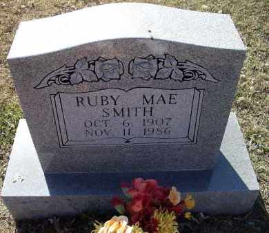 SMITH, RUBY MAE - Lawrence County, Arkansas | RUBY MAE SMITH - Arkansas Gravestone Photos