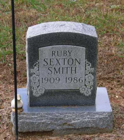 SEXTON, MARY RUBY - Lawrence County, Arkansas | MARY RUBY SEXTON - Arkansas Gravestone Photos