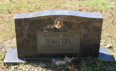 "SMITH, RANDALL PAUL ""RANDY"" - Lawrence County, Arkansas 