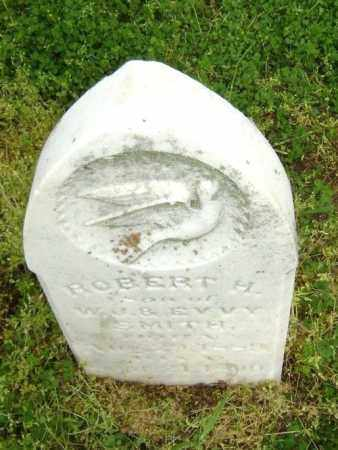 SMITH, ROBERT H. - Lawrence County, Arkansas | ROBERT H. SMITH - Arkansas Gravestone Photos
