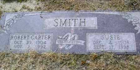 SMITH, ROBERT CARTER - Lawrence County, Arkansas | ROBERT CARTER SMITH - Arkansas Gravestone Photos