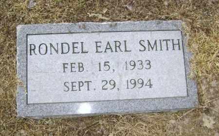 SMITH, RONDEL EARL - Lawrence County, Arkansas | RONDEL EARL SMITH - Arkansas Gravestone Photos