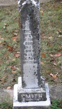 SMITH, REBECCA - Lawrence County, Arkansas | REBECCA SMITH - Arkansas Gravestone Photos