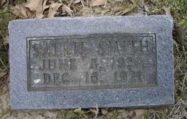 SMITH, SALLIE - Lawrence County, Arkansas | SALLIE SMITH - Arkansas Gravestone Photos