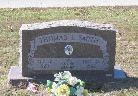 SMITH, THOMAS EMERY - Lawrence County, Arkansas | THOMAS EMERY SMITH - Arkansas Gravestone Photos