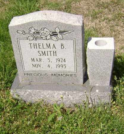 SMITH, THELMA B. - Lawrence County, Arkansas | THELMA B. SMITH - Arkansas Gravestone Photos