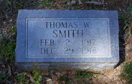 SMITH, THOMAS WALTER - Lawrence County, Arkansas | THOMAS WALTER SMITH - Arkansas Gravestone Photos