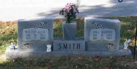 SMITH, WALTER ALLIC - Lawrence County, Arkansas | WALTER ALLIC SMITH - Arkansas Gravestone Photos