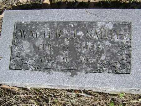 SMITH, WALTER J. - Lawrence County, Arkansas | WALTER J. SMITH - Arkansas Gravestone Photos