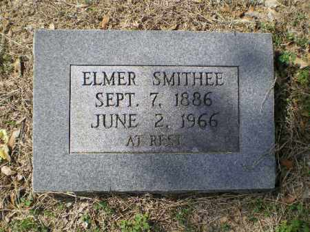SMITHEE, ELMER JULIA - Lawrence County, Arkansas | ELMER JULIA SMITHEE - Arkansas Gravestone Photos