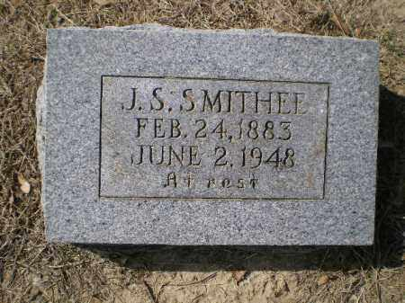 SMITHEE, JAMES SHERMAN - Lawrence County, Arkansas | JAMES SHERMAN SMITHEE - Arkansas Gravestone Photos