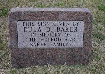 *MEMORIAL MONUMENT,  - Lawrence County, Arkansas |  *MEMORIAL MONUMENT - Arkansas Gravestone Photos