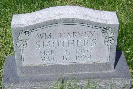SMOTHERS, WILLIAM HARVEY - Lawrence County, Arkansas | WILLIAM HARVEY SMOTHERS - Arkansas Gravestone Photos