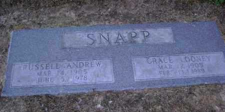 SNAPP, GRACE MARIE - Lawrence County, Arkansas | GRACE MARIE SNAPP - Arkansas Gravestone Photos