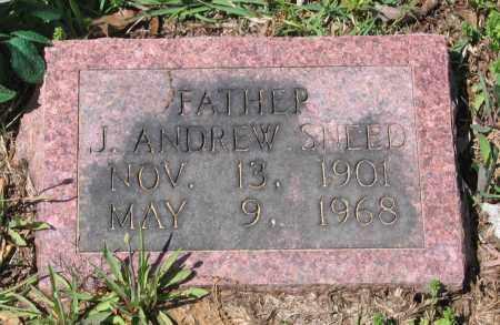 SNEED, J. ANDREW - Lawrence County, Arkansas   J. ANDREW SNEED - Arkansas Gravestone Photos