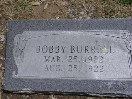 SNOW, BOBBY BURRELL - Lawrence County, Arkansas | BOBBY BURRELL SNOW - Arkansas Gravestone Photos