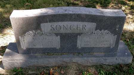 FRY SONGER, BESSIE REBECCA - Lawrence County, Arkansas | BESSIE REBECCA FRY SONGER - Arkansas Gravestone Photos