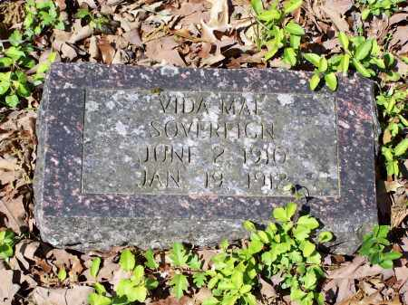 SOVEREIGN, VIDA MAE - Lawrence County, Arkansas | VIDA MAE SOVEREIGN - Arkansas Gravestone Photos