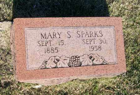 BILBREY SPARKS, MARY SUSAN - Lawrence County, Arkansas | MARY SUSAN BILBREY SPARKS - Arkansas Gravestone Photos