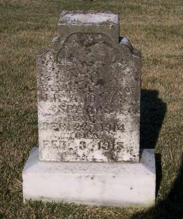 SPARKS, T. O. - Lawrence County, Arkansas | T. O. SPARKS - Arkansas Gravestone Photos
