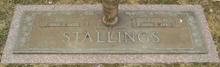 STALLINGS, HAZEL - Lawrence County, Arkansas | HAZEL STALLINGS - Arkansas Gravestone Photos
