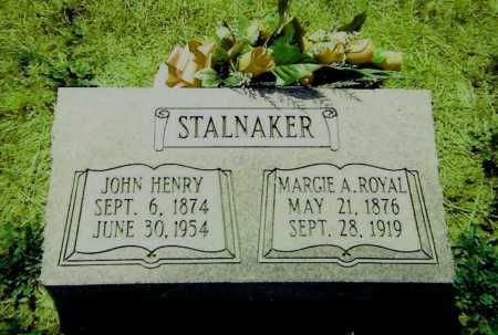 STALNAKER, MARGIE ANN - Lawrence County, Arkansas | MARGIE ANN STALNAKER - Arkansas Gravestone Photos