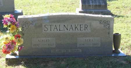 STALNAKER, JAMES ALBERT - Lawrence County, Arkansas | JAMES ALBERT STALNAKER - Arkansas Gravestone Photos