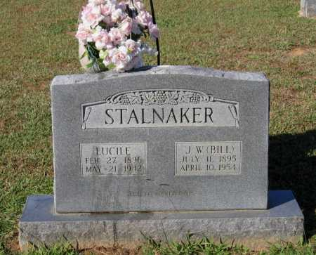 HOWARD STALNAKER, LUCILE - Lawrence County, Arkansas | LUCILE HOWARD STALNAKER - Arkansas Gravestone Photos
