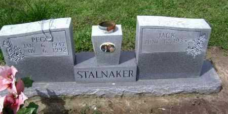STALNAKER, PEGGY - Lawrence County, Arkansas | PEGGY STALNAKER - Arkansas Gravestone Photos
