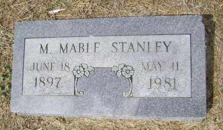 STANLEY, MARY MABLE - Lawrence County, Arkansas | MARY MABLE STANLEY - Arkansas Gravestone Photos