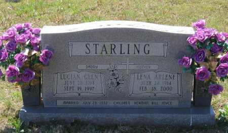 HORSMAN STARLING, LENA ARLENE - Lawrence County, Arkansas | LENA ARLENE HORSMAN STARLING - Arkansas Gravestone Photos