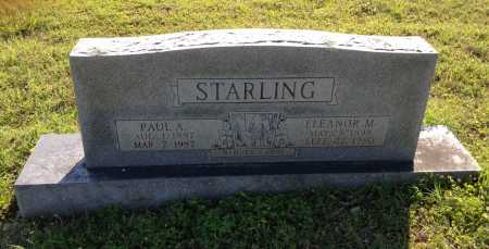 STARLING, PAUL ALEXANDER - Lawrence County, Arkansas | PAUL ALEXANDER STARLING - Arkansas Gravestone Photos