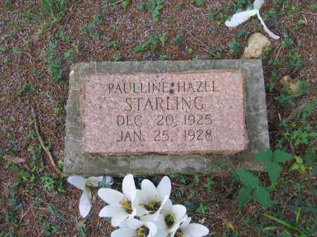 STARLING, PAULLINE HAZEL - Lawrence County, Arkansas | PAULLINE HAZEL STARLING - Arkansas Gravestone Photos