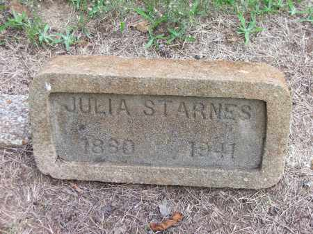 STARNES, JULIA EMMALINE - Lawrence County, Arkansas | JULIA EMMALINE STARNES - Arkansas Gravestone Photos