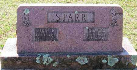 STARR, EMMA EMILY - Lawrence County, Arkansas | EMMA EMILY STARR - Arkansas Gravestone Photos