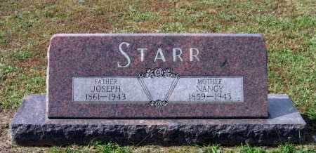 WILLIAMS STARR, NANCY J. - Lawrence County, Arkansas | NANCY J. WILLIAMS STARR - Arkansas Gravestone Photos
