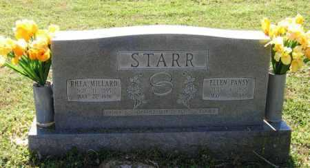 STARR, ELLEN PANSY - Lawrence County, Arkansas | ELLEN PANSY STARR - Arkansas Gravestone Photos