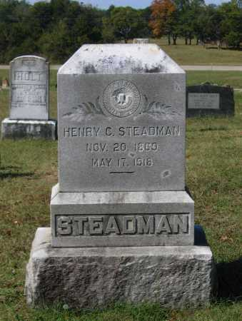 STEADMAN, HENRY CARROLL - Lawrence County, Arkansas | HENRY CARROLL STEADMAN - Arkansas Gravestone Photos
