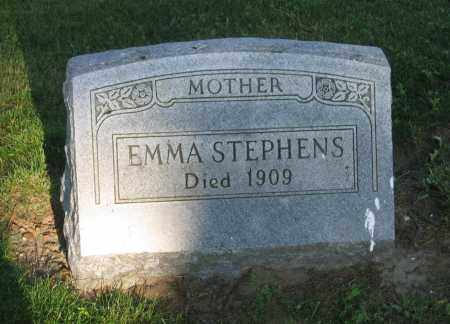 STEPHENS, EMMA - Lawrence County, Arkansas | EMMA STEPHENS - Arkansas Gravestone Photos