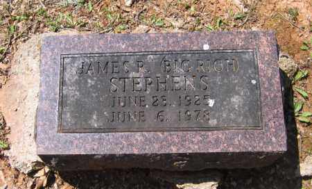 "STEPHENS, JAMES R. ""BIG RICH"" - Lawrence County, Arkansas 