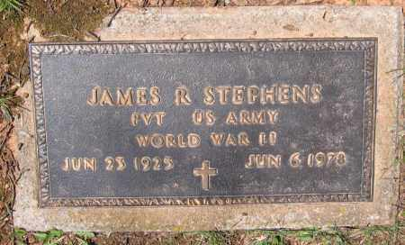 STEPHENS (VETERAN WWII), JAMES R - Lawrence County, Arkansas | JAMES R STEPHENS (VETERAN WWII) - Arkansas Gravestone Photos
