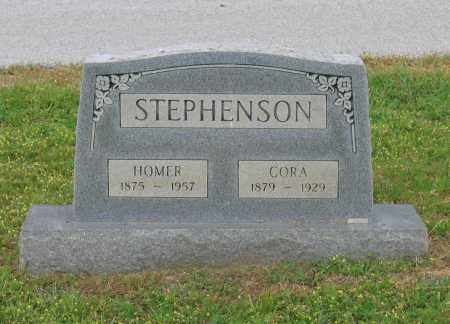 STEPHENSON, CORA - Lawrence County, Arkansas | CORA STEPHENSON - Arkansas Gravestone Photos