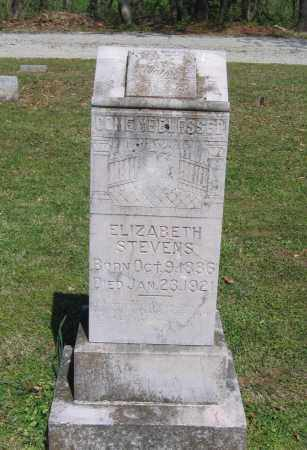 STEVENS, ELIZABETH - Lawrence County, Arkansas | ELIZABETH STEVENS - Arkansas Gravestone Photos
