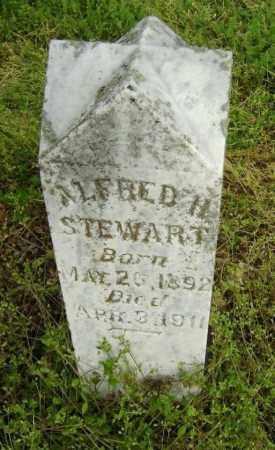 STEWART, ALFRED H. - Lawrence County, Arkansas | ALFRED H. STEWART - Arkansas Gravestone Photos