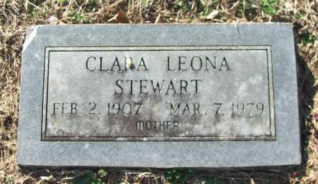 STEWART, CLARA LEONA - Lawrence County, Arkansas | CLARA LEONA STEWART - Arkansas Gravestone Photos