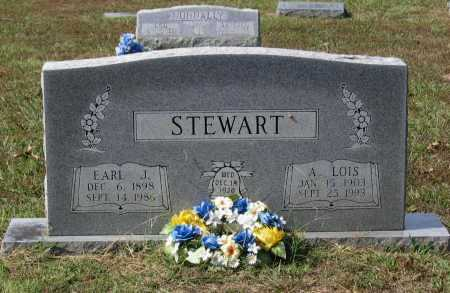 STEWART, EARL JENNINGS - Lawrence County, Arkansas | EARL JENNINGS STEWART - Arkansas Gravestone Photos